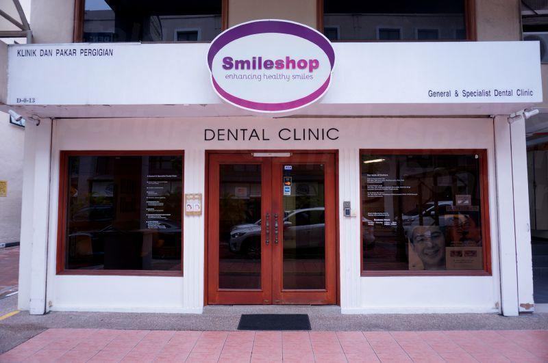 Smileshop Dental Clinic - Dental Clinics in Malaysia