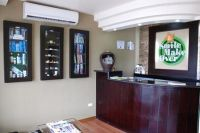 SmileMakeOver Dental & Aesthetic Center Reception Desk