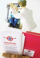 OrthoSmile Dental Clinic figurine decor