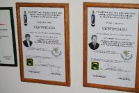 RamLanz Dental Certificates