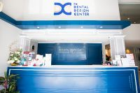The Dental Design Center - Pattaya - Reception Counter