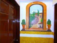 Hallway Hacienda Los Algodones