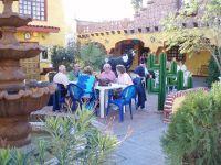 Courtyard Hacienda Los Algodones