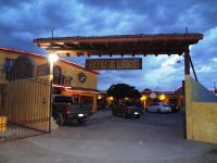 Parking Entrance Hacienda Los Algodones