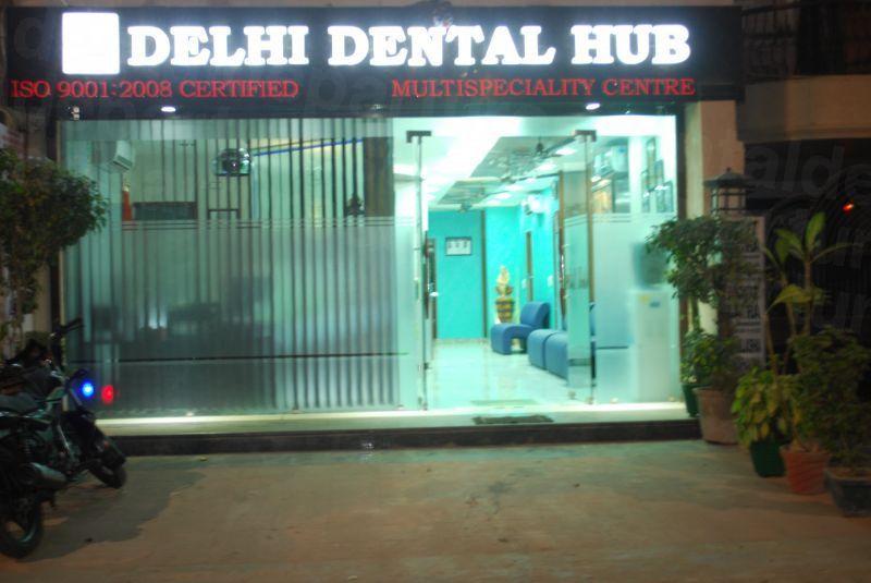 Delhi Dental Hub - Dental Clinics in India