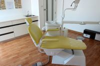 A.B. Dental Care Surgery Chair Side view