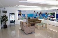Bangkok International Dental Center - Bangkok, Thailand - patient waiting room 2nd floor