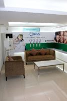 Bangkok International Dental Center - Bangkok, Thailand - patient waiting room 3rd floor B
