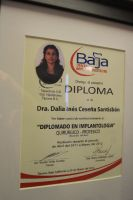 Dr. Dalia Dental Care Diploma