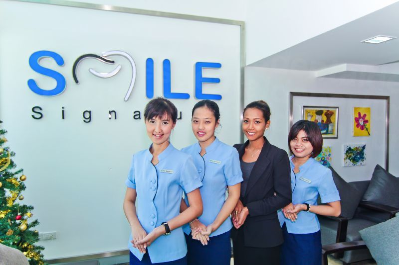 Smile Signature (Ratchadapisek) - Dental Clinics in Thailand