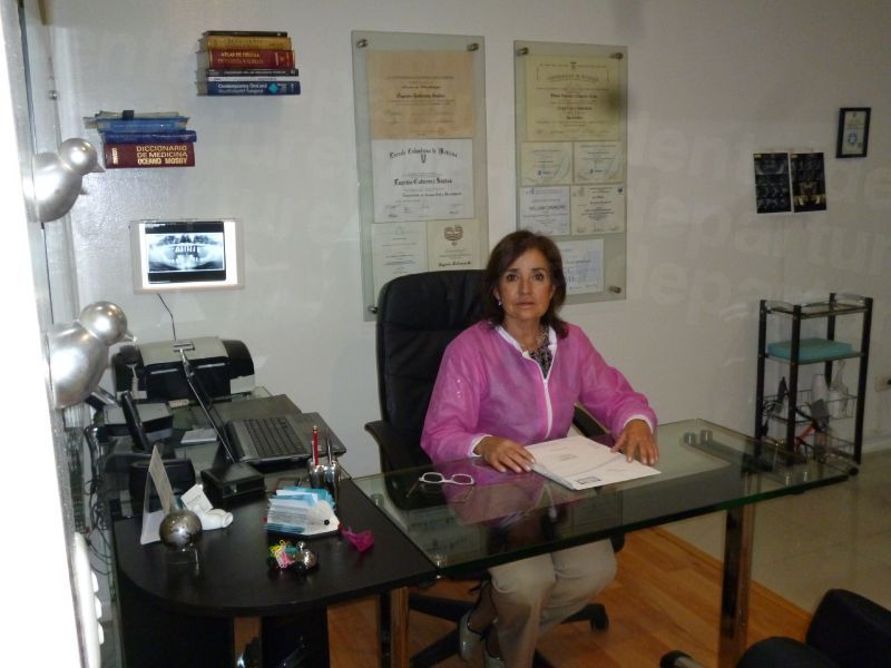 Eugenia Gutierrez Santos - Dental Clinics in Colombia