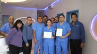 Platinum Dental Staff with Certificate
