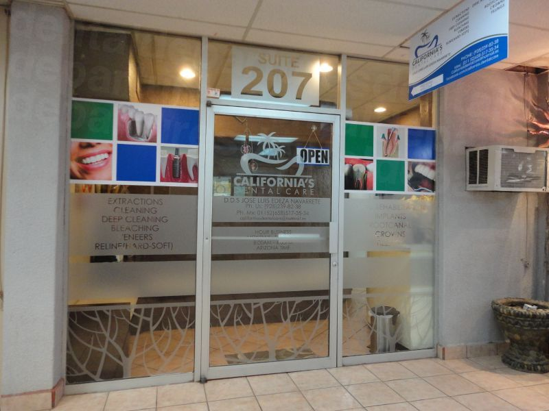 California's Dental Care - Dental Clinics in Mexico