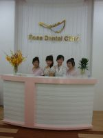 Rose Dental Clinic, Reception Staff