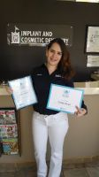 Castle Dental Global Patient Award Certificates