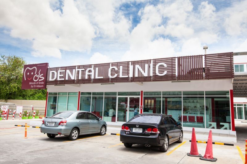 MOS Dental Clinic Bearing In Bangkok