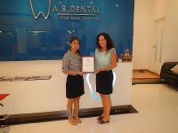 A.B. Dental Care  Global Patients' Choice Award Staff