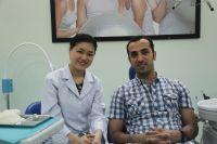 Amy Dental Care Patient & Staff