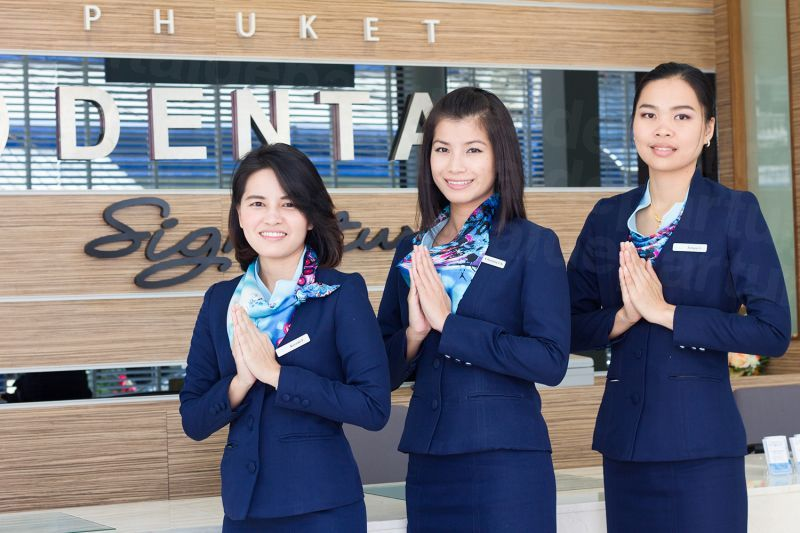 Dental Signature (Phuket) - Dental Clinics in Thailand