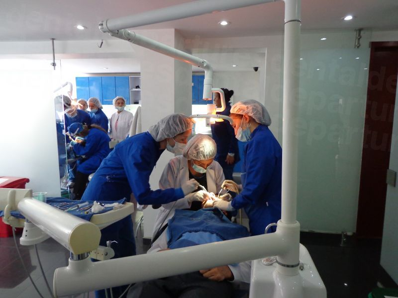Clínica Loyola sas - Bogota Clinic in Bogotá  Dental Departures