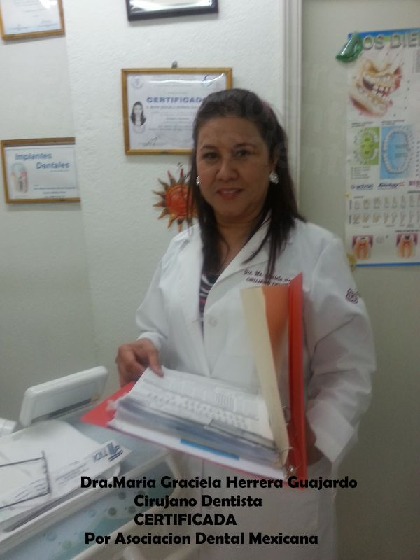 Maria Graciela Herrera Guajardo Clinic - Dental Clinics in Mexico