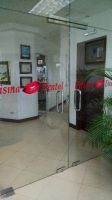 Prisma Dental, Glass Doors
