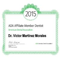 Harmony Dental Studio, ADA certifaction