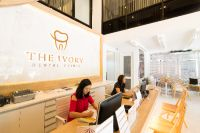 The Ivory Dental Clinic - bangkok - Inside clinic is clean an reception desk welcome