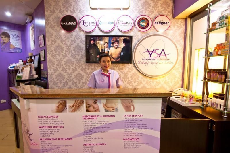 YSA Dermatology-Dentistry (Robinsons Galleria) - Dental Clinics in Philippines