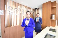 Smile Signature ,Patong Beach - Phuket Branch - reception desk welcome