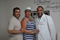 Harmony Dental Studio, Dr. Martinez and patients