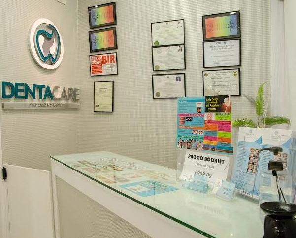 Dentacare (SM Sea, Mall of Asia) - Dental Clinics in Philippines