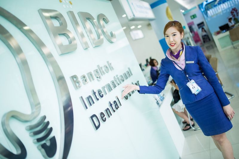 Bangkok International Dental Center (BIDC) - Main Headquarters - Dental Clinics in Thailand