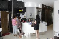 Imperial Dental Specialist Center - Kuala Lumpur- Inside Clinic with Reception Counter