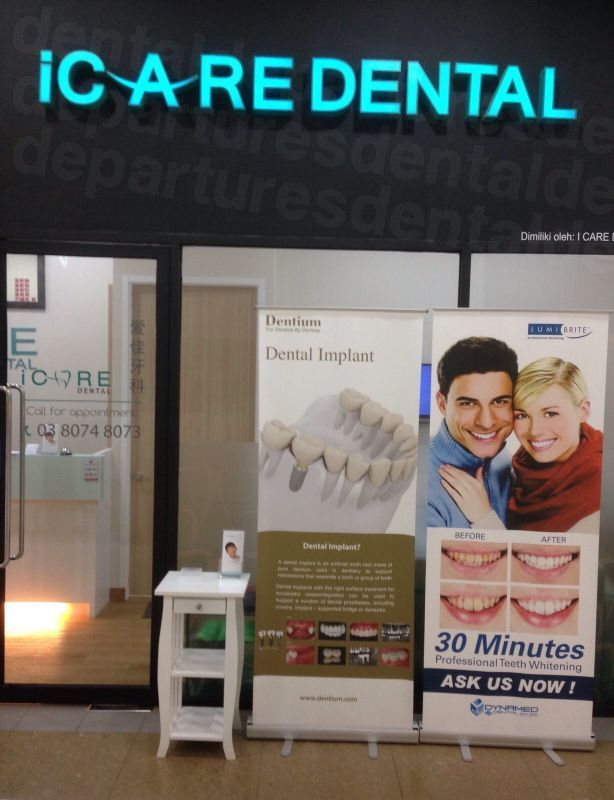 iCare Dental - Giant Bandar Kinrara - Dental Clinics in Malaysia
