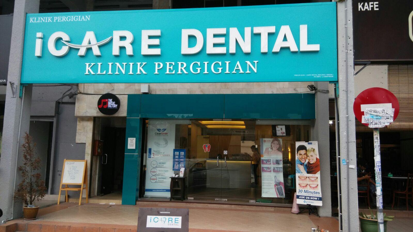 iCare Dental - Damansara Jaya