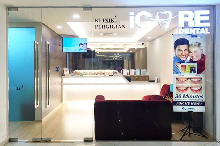 iCare Dental - IOI City Mall - Dental Clinics in Malaysia