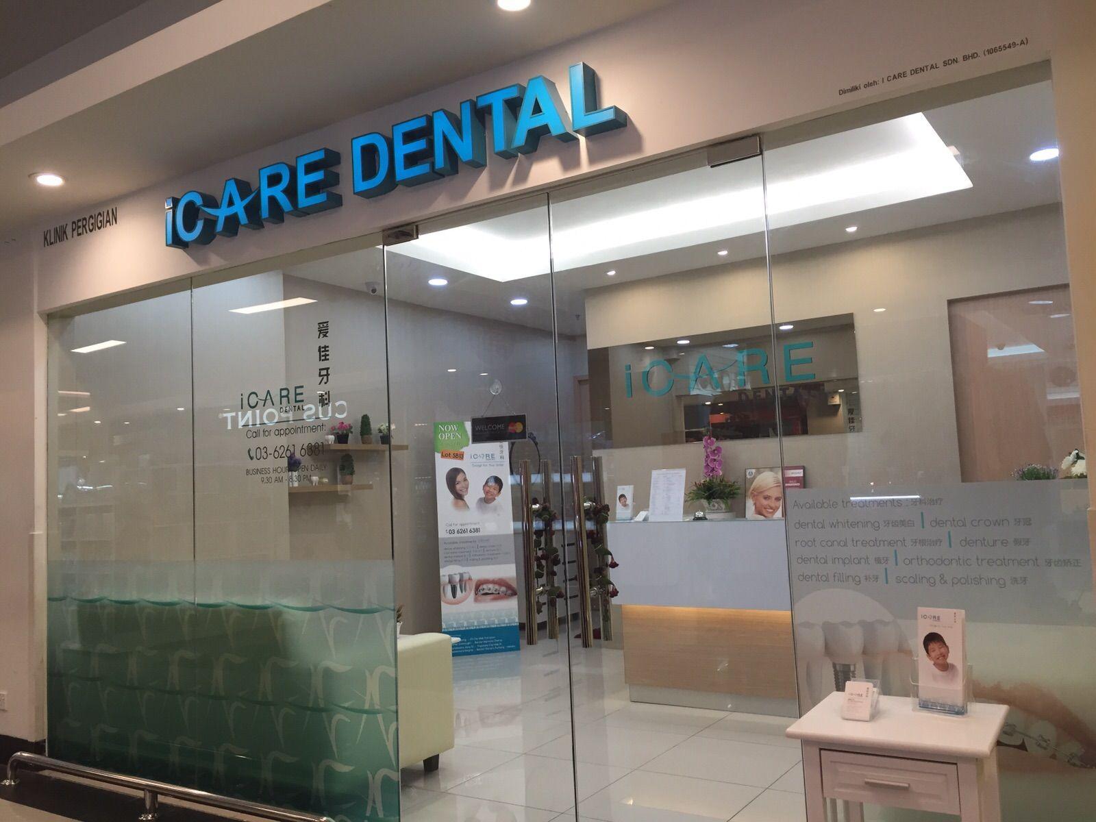 iCare Dental - Tesco Kepong