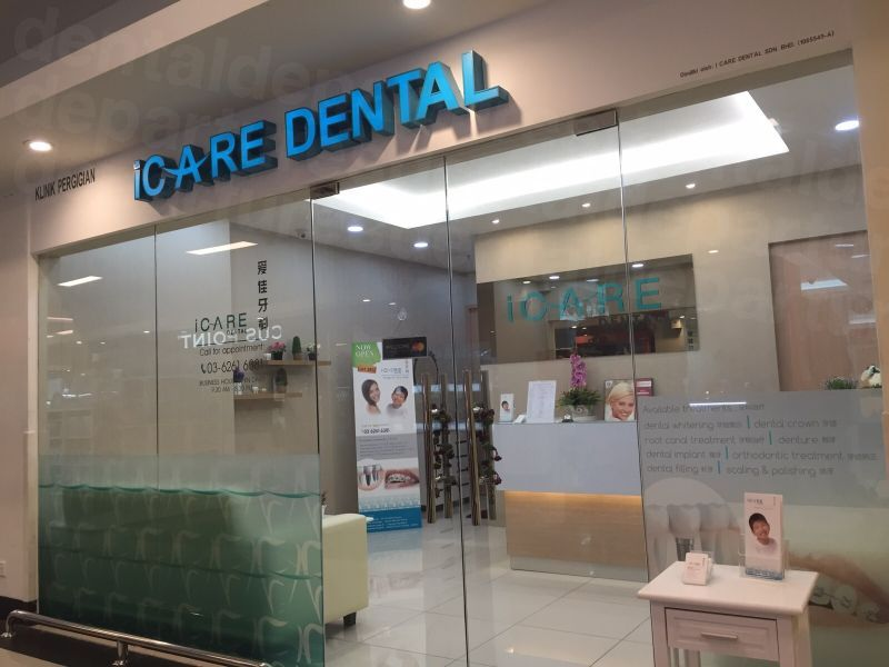 iCare Dental - Tesco Kepong
