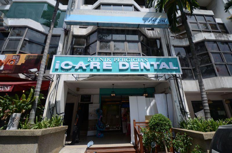 iCare Dental - Damansara Heights - Dental Clinics in Malaysia