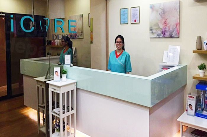 iCare Dental - Tropicana City Mall - Dental Clinics in Malaysia