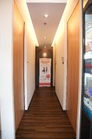 Wong and Sim Dental Surgery - walk way to treatment room