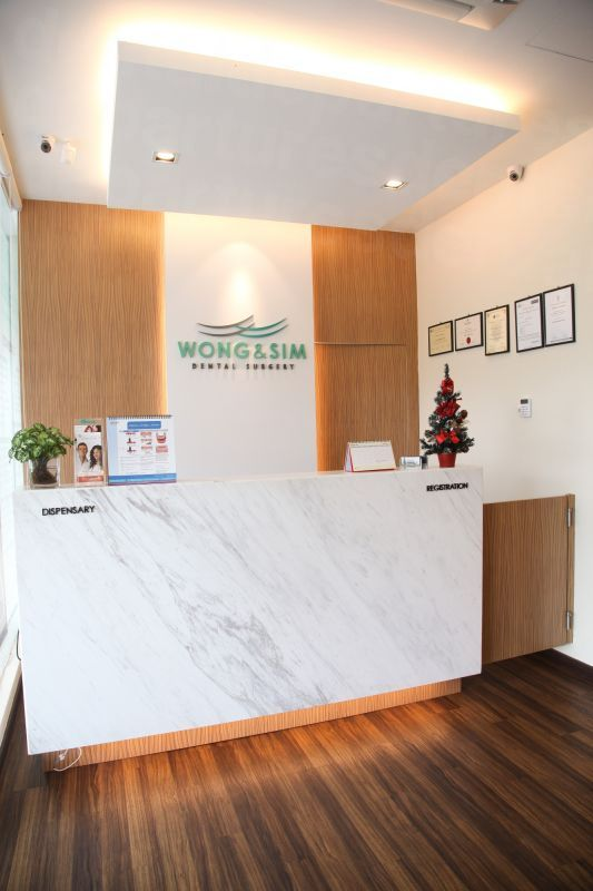 Wong and Sim Dental Surgery - Dental Clinics in Malaysia