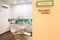 Wong and Sim Dental Surgery - The treatment room