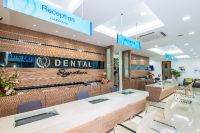 Phuket Dental Signature - Phuket, Thailand - Inside Clinic with Reception Counter