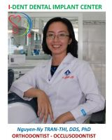 I-DENT Dental Implant Center - Dr. Tran Thi Nguyen Ny, DDS, PhD