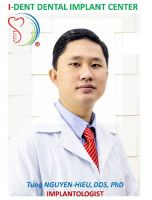 I-DENT Dental Implant Center - Dr. Nguyen Hieu Tung, DDS, PhD