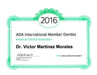 Harmony Dental Studio, ADA 2016