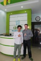 Serenity International Dental Clinic - CEO of Dental Departures visit the clinic