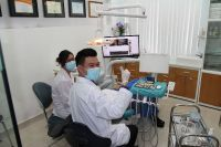 Australian Dental Clinic Getting treatment